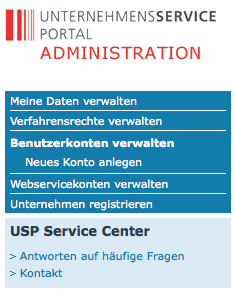 WUKSEA USP Administration