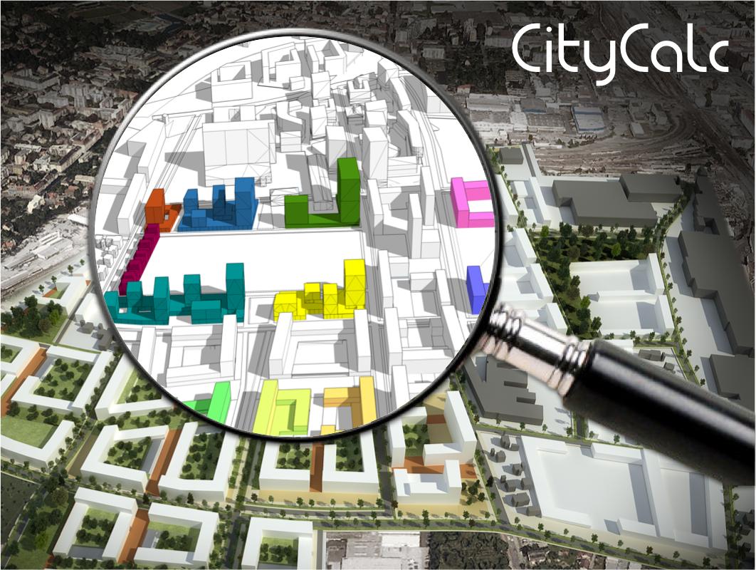 CityCalc Städtebauliche Wettbewerbe mit Energieeffizienz ansicht energy city graz reininghaus 3d modell citycalc anwendung-small_2016-09-22