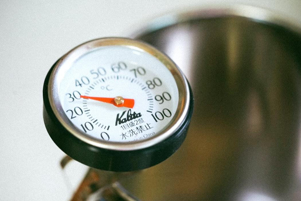 Vorlauf- und Rücklauftemperaturen mit feineren Abstufungen