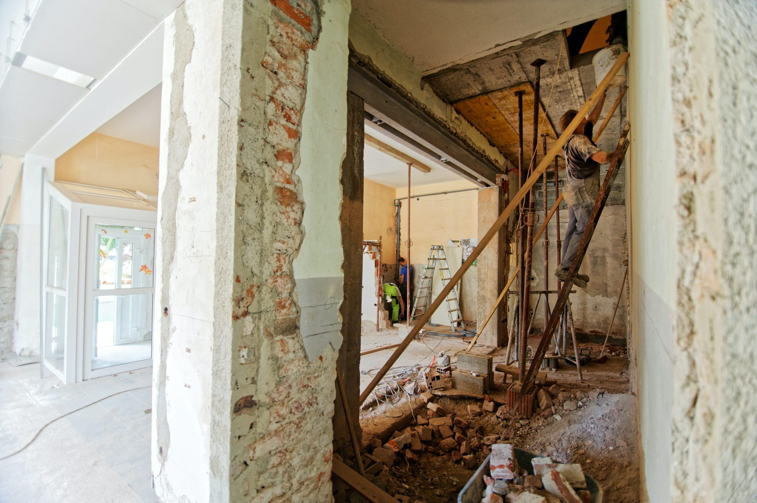 Bauteile Status – Bestand/Sanierung/Neubau